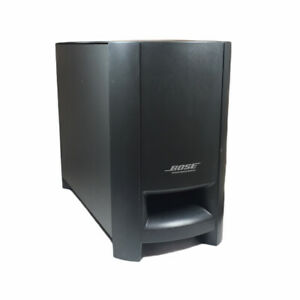 Bose Acoustimass CineMate Module Digital Home Theater System Subwoofer Only $99.99