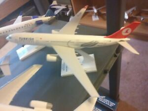 Skymarks Turkish Airlines A330 200 With Gear. 1:200