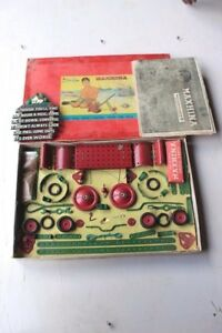 Kids Machine Tool Maxhina Mechanical Game for Kids Old Vintage Collectible PS 48 $887.00