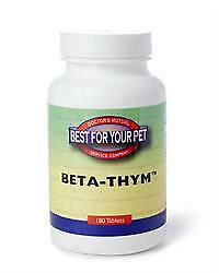 Best For Your Pet Beta Thym For Dogs