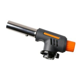 Cooking Torch Chef Lighter Flame Gun Tools Kitchen Culinary Torch Blow For BBQ $8.40