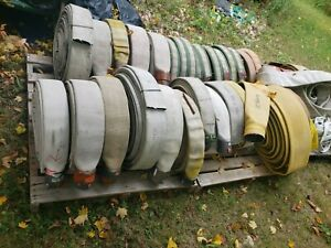 Used Fire Hose all sizes bulk sale. Please message about details.