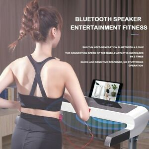 2.0 HP Large Folding Electric Motorized Treadmill w LCD Touched And Bluetooth $399.99