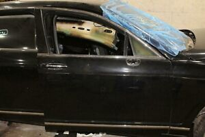 06 12 CONTINENTAL Flying Spur Black Passenger Front Door Assembly SHELL ONLY OEM $753.05