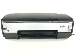 Epson Stylus Photo 1400 Wide Format Color Inkjet USB Printer B321B NO TRAY END $331.55