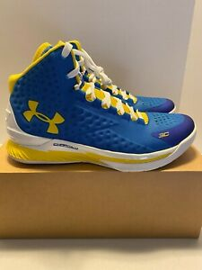Under Armor Curry 1 Basketball Shoes $110.00
