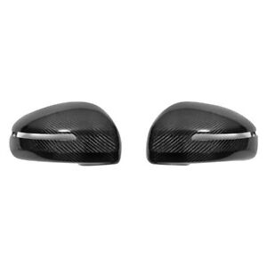 For Audi R8 2008 2012 AutoTecknic Carbon Fiber Replacement Mirror Covers $330.00