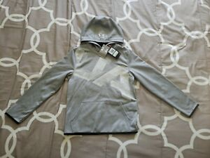 NWT UNDER ARMOUR Boys Armour Fleece® Printed Hoodie Youth Large FREE SHIPPING $39.99