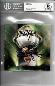 SAMMY HAGAR AUTOGRAPHED SIGNED VAN HALEN 5150 CD COVER BECKETT AUTHENTICATED BAS $200.00