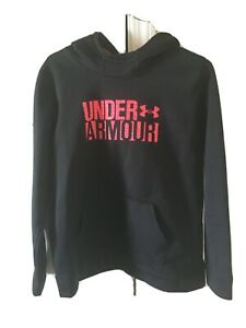 Under Armour Hoodie girls youth Xlarge Excellent Condition $5.60