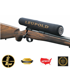 Leupold Water Resistant Neoprene Riflescope Cover Hunting Size 16 x 4 x 2 inches