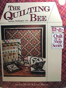 The Quilting Bee Quilt Shop Series By Jackie WolffLori Aluna $3.00