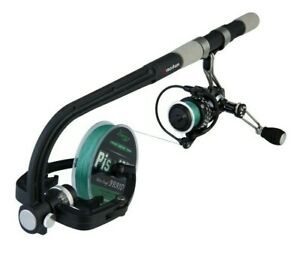 Top Fishing Winder Spooler Tool Spinning Reel System Fully Adjustable NEW Line