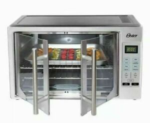 Oster Digital French Door Countertop Oven Turbo Convection Free Shipping $149.99
