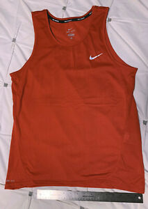 NWOT Nike Running Tank Top Dri Fit Mens Medium M 724914 PWK $20.00