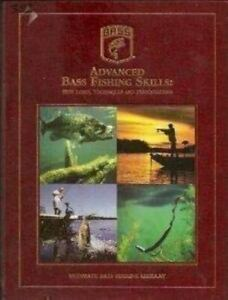 Advanced Bass Fishing Skills: Best LuresTechniques and Presentations by Hall J