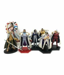 ONE PIECE Admiral and others bulk sale Figure Banpresto