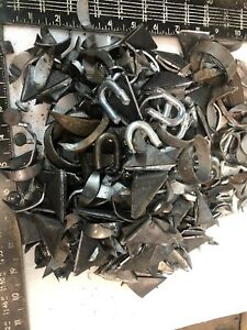 Steel Scrap Shapes Vintage Metal Art Steampunk Industrial