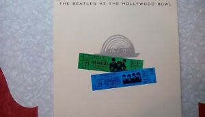 THE BEATLES quot;AT THE HOLLYWOOD BOWLquot; 1977 EXEX SMAS11638 NEAR MINT