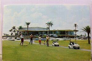 Florida FL Lakeland Lone Palm Golf Club Postcard Old Vintage Card View Standard $1.00