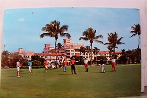 Florida FL Boca Raton Hotel Club Postcard Old Vintage Card View Standard Post PC $1.00