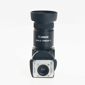 Canon Angle Finder C Right Angle Viewfinder Adapter 2882A001 $107.92