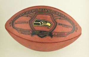 Wilson NFL Football Limited Edition Superbowl XLVIII Official Seattle Seahawks $159.99