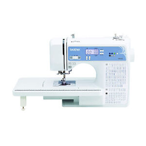 Brother XR9550 Computerized Sewing and Quilting Machine White $269.95