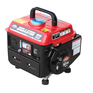 All Power Portable Generator 800 Watt Gas and Oil 2 Stroke