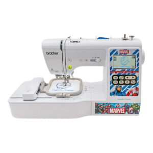 Brother LB5000MSewing and Embroidery Machine Marvel Theme $538.99