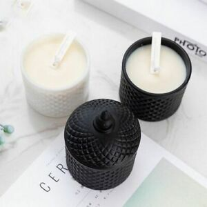 Aroma Smokeless Fragrance Scented Candle Soy Wax Wedding Candlestick Home Decor $41.44
