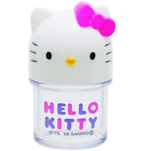 Sanrio Hello Kitty Bento Container Seasoning Ketchup Soy Sauce Furikake Case Set