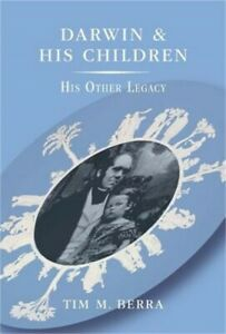Darwin and His Children: His Other Legacy Hardback or Cased Book $50.84