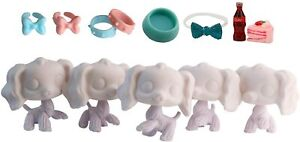 Custom Molds 5pcs OOAK Molds lps Cats and Dogs Design by Yourself DIY Molds
