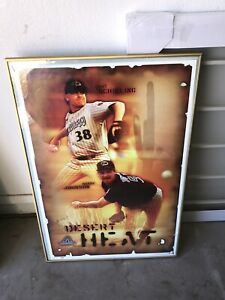 Randy Johnson And Curt Schilling Framed Picture $48.00