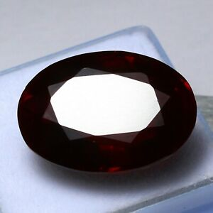 UNHEATED Natural Certified 25.50 Ct Pigeon Deep Blood Red Ruby Loose Gemstones