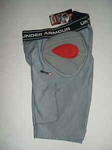Under Armour MPZ2 Padded Girdle Compression Shorts Mens XL NEW NWT Football $24.99