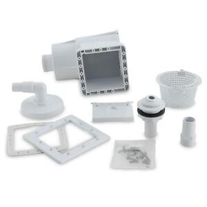SP1091LX Dyna Skim Skimmer with Accessory Kit for Above Ground Pools Hayward $44.99