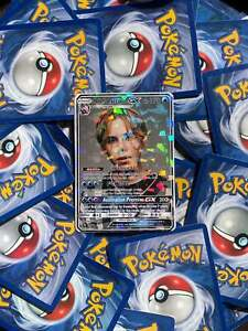 The Kid Laroi Special Holographic Pokemon Collective Trading Card