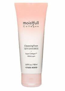 ETUDE HOUSE Moistfull Collagen Cleansing Foam 150ml $8.49