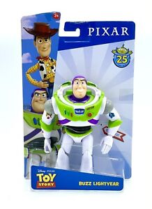 Disney Pixar Toy Story Buzz Lightyear 6 inch Posable Action Figure 25 Mattel $13.99
