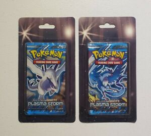 Pokemon Plasma Storm Booster Blister Lot of 2 Articuno amp; Lugia New amp; Sealed $374.95