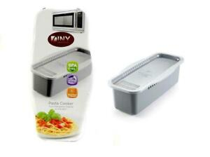 Microwave BPA Free Pasta Cooker with Portioning Tool A267