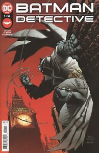 BATMAN THE DETECTIVE #1 COVER A ANDY KUBERT VF NM 2021 DC HOHC $3.59