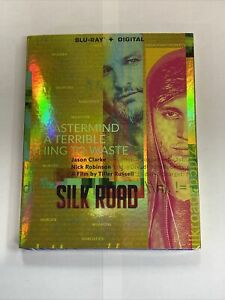 Silk Road NEW Blu ray Digital With Slip Cover $11.98