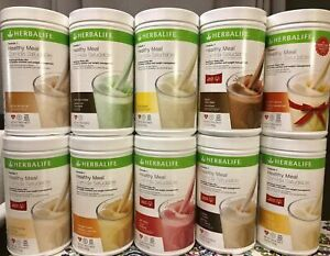 NEW 1X HERBALIFE FORMULA 1 HEALTHY MEAL SHAKE MIX 750g ALL FLAVORS FREE SHIPPING $30.50
