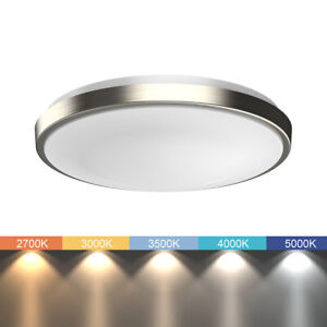 11 13 LED Ceiling Light ALL IN ONE Adjustable Color Dimmable Flush Mount