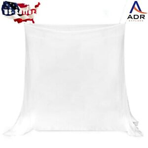 Mosquito netting double size square netting camping hiking portable backpacking $14.99