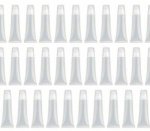 45 PIECE EMPTY COSMETIC TUBES 5ML or 10ML LOTIONS LIP GLOSS etc. DIY TRAVEL $7.97