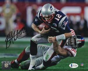 Michael Strahan Autographed Signed New York Giants 8x10 Photo BAS 31459 $99.99
